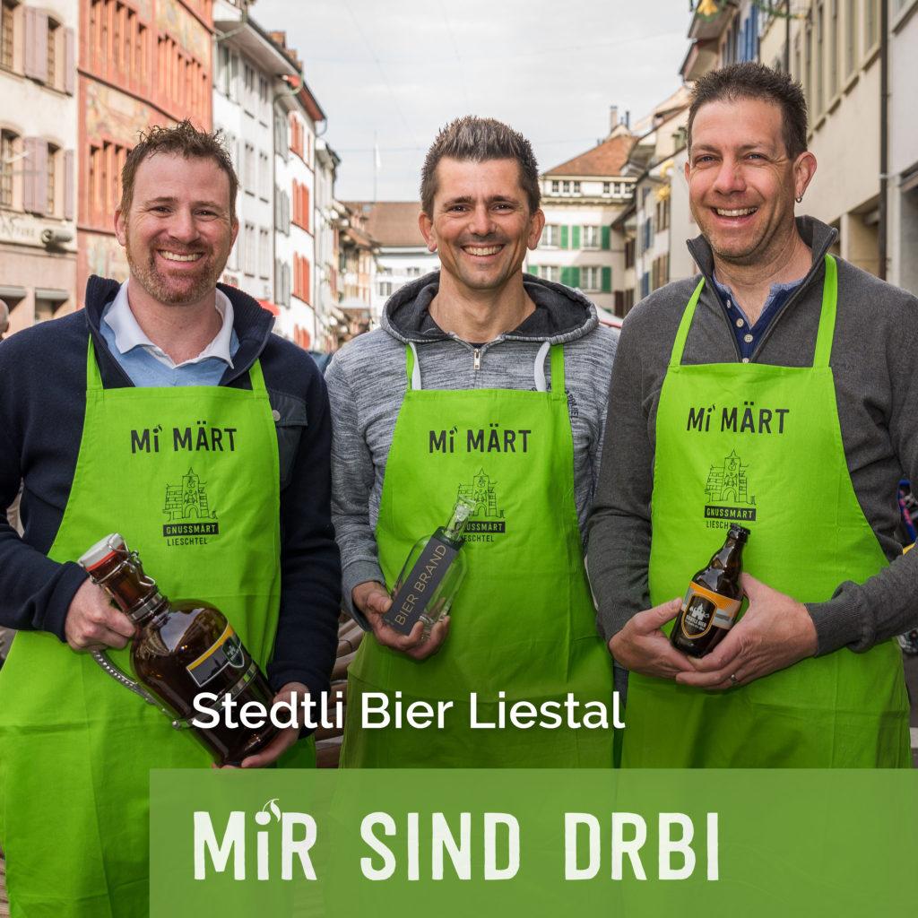 Stedtli Bier Liestal